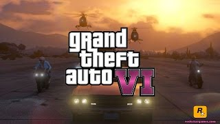 gta 6 grand theft auto vi official gameplay video pc ps4 xone preview trailer official video