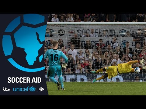 The decisive penalties | Soccer Aid for Unicef