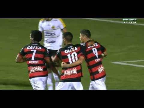 Criciuma 1 x 2 Atlético GO - Melhores Momentos - Campeonato Brasileiro 2016criciuma