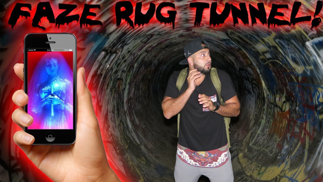 Guava Juice Ghost App In The Faze Rug Tunnel Spending The