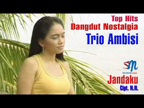 Trio Ambisi - Jandaku (Official Music Video)