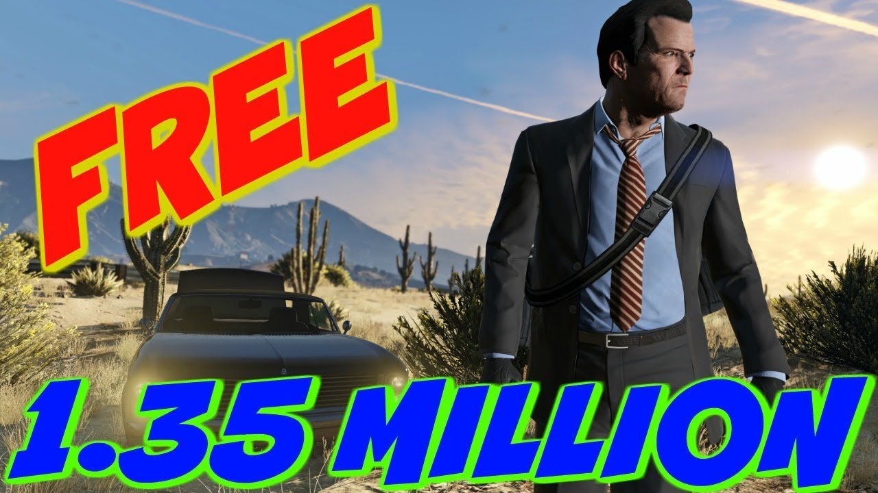 GTA 5 Money and RP Generator 2019 – GTAMONEYFOR ME