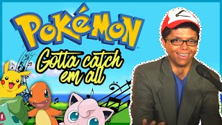 """GOTTA CATCH EM ALL"" Pokemon Theme by Tay Zonday - On iTunes!"