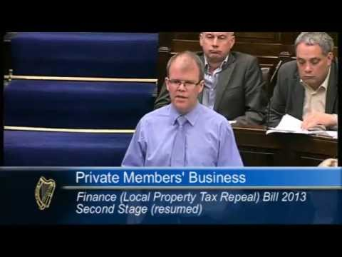 Peadar Tóibín TD - Government is prepared to loot salaries, social welfare payments and pensions