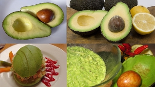 Amazing Health Benefits of Avocado | Lowers cholesterol/Weight loss/Reduces blood pressure
