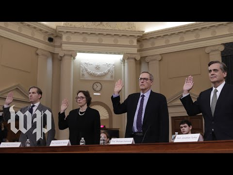 Watch: House Judiciary Committee impeachment inquiry hearings - Day 1 (FULL LIVE STREAM)
