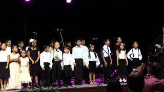 "2018 South Texas Christian Academy Children's Choir ""Fruit of the Spirit"""