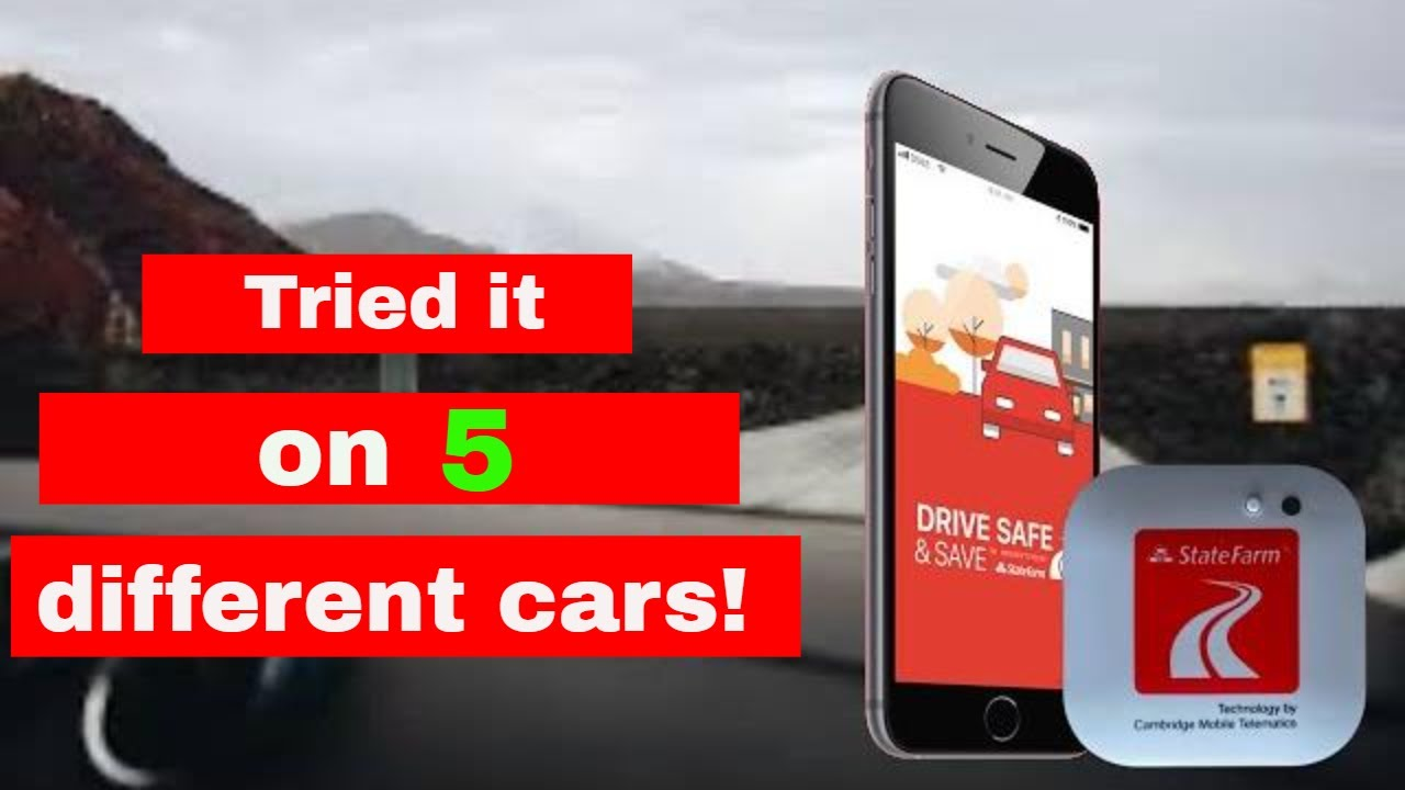 Shocking Results After Using State Farm S Drive Safe And Save Beacon Youtube