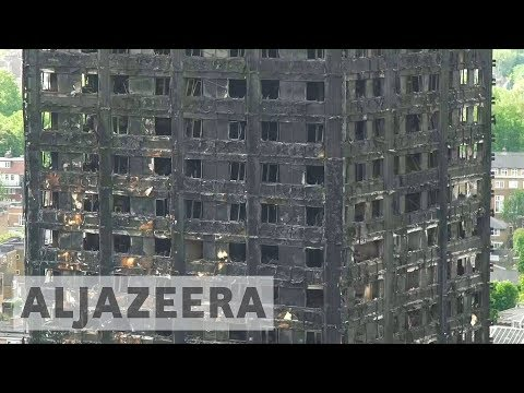 London opens official inquiry into Grenfell Tower fire