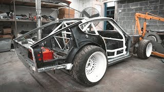 Download 240z Mounting Carbon Fiber Panels  l  Part 1 Wheel Arches (Ep 18)(4K) Mp3 and Videos