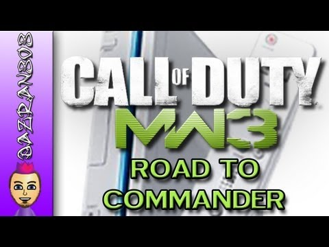 ROAD TO COMMANDER - HACKERS & CONNECTION ISSUES | Ep.11 (MW3 Wii RTC Gameplay/Commentary)