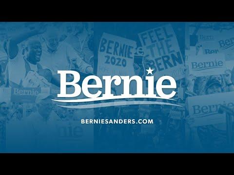 Bernie Sanders Addresses Islamic Society of North America Convention