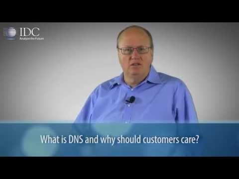 IDC DNS Security