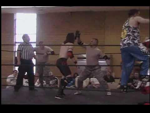 Guts N Glory vs Ray Ray Marz & Little Nicky vs Stanks Destroyer 2a.AVI