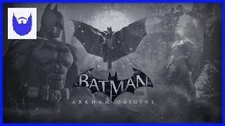 Batman Arkham Origins. -С Новым Годом, Брюс! -Взаимно! Стрим 5.