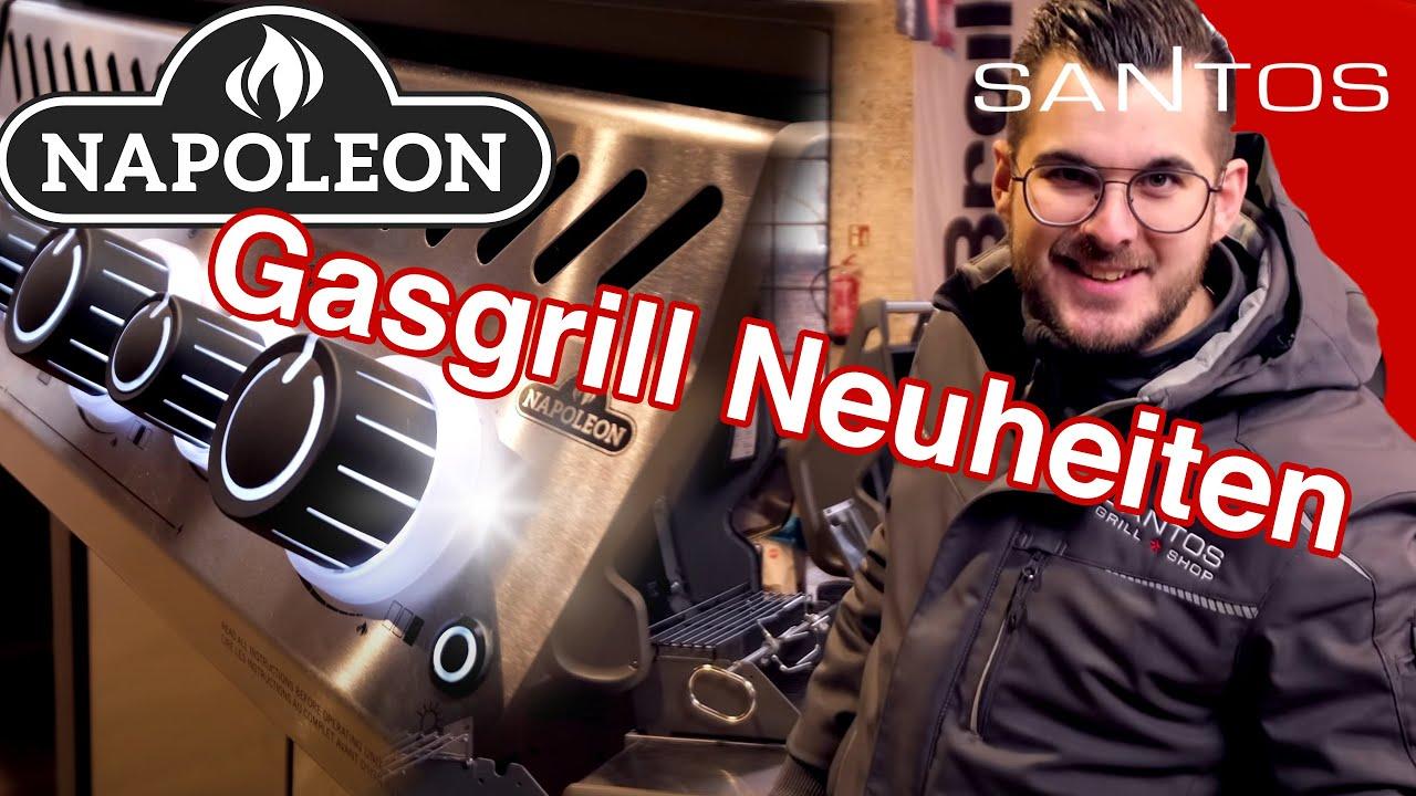 Napoleon Gasgrill Test : Großer napoleon grillvergleich neuheiten vom rogue und p