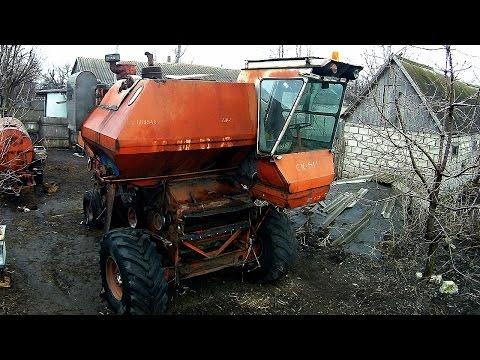 КУПИЛИ КОМБАЙН НИВА СК-5. #СельхозТехникаТВ