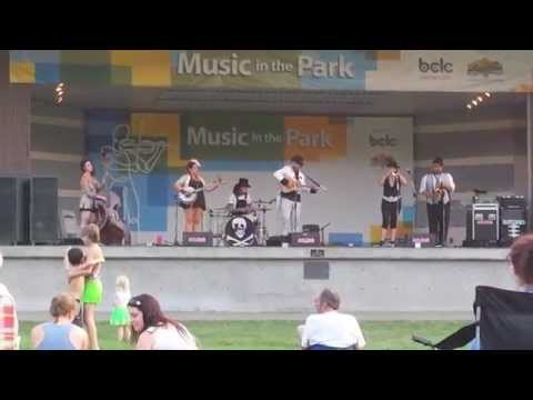 Blackberry Wood at Music in the Park 2014