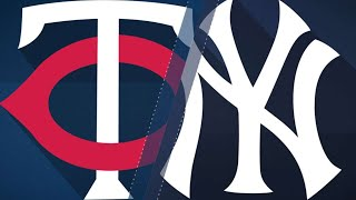 Austin, Didi power Yankees past Twins: 4/25/18