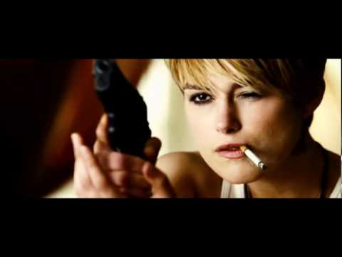 Domino Harvey Keira Knightley Smoking Gun YouTube
