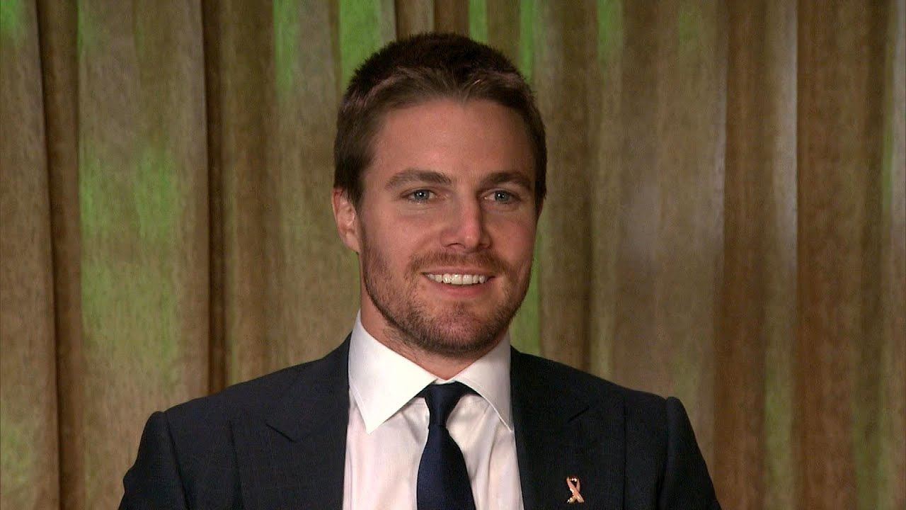 Arrow Series Finale: Watch Stephen Amell's First ET Interview From 2012 (Exclusive)