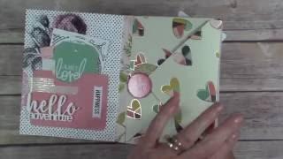 Envelope Flip Book - New Style