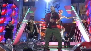 DAVA ft. Kara Kross - BOOOM(1 выход)(SoundCheck,ЖаравВегасе,Вегас Мякинино,17.2.19)