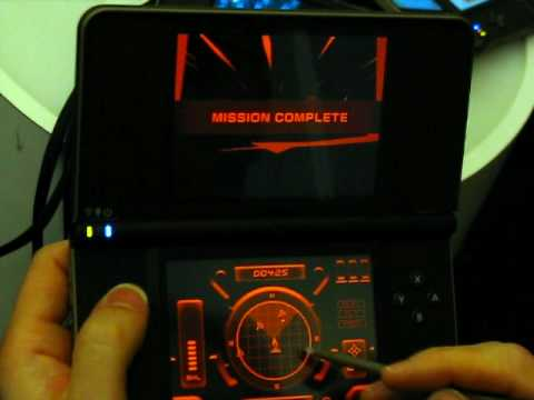 X-Scape gameplay (Nintendo's Q1 2010 Media Summit)