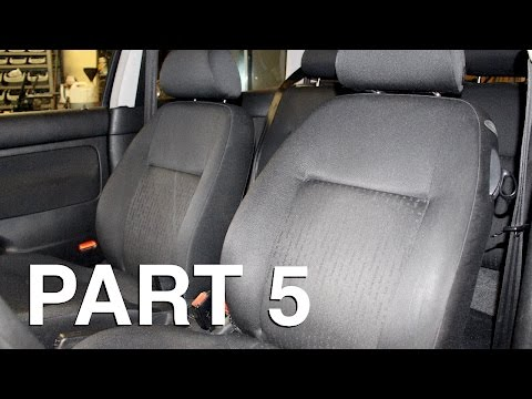 How to PROPERLY Clean Cloth Seats