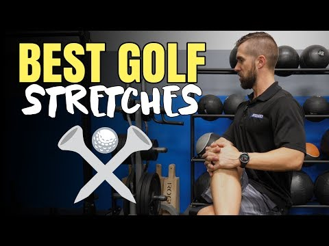 The BEST Warm Up Before Golfing (3 Stretches for Golfers)