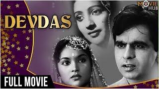 Devdas Full Hindi Movie | Dilip Kumar | Vyjayanthimala | Super Hit Bollywood Hindi Movie