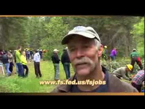 """UAOTV US Forest Service Wilderness Show..   """"Into the Wild"""""""