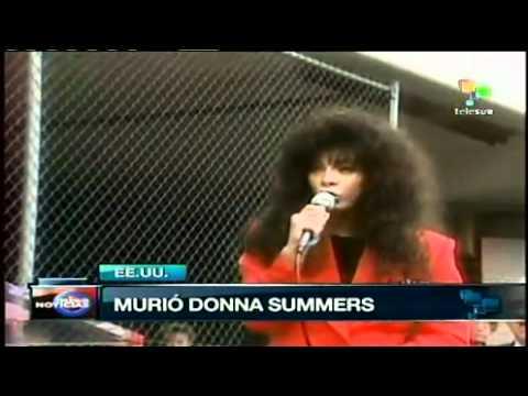 Donna Summer murio