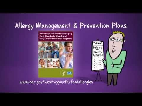 Managing Severe Allergies: Keeping Kids Safe