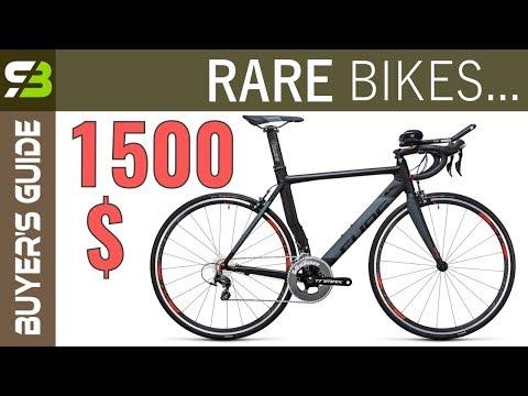 Top 3 Aero Aluminum Road Bikes For 1500$: Specialized Allez, Cube Aerium, Merida Reacto.