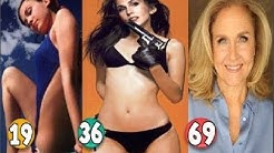 Erin Gray ♕ Transformation From 17 To 69 Years OLD