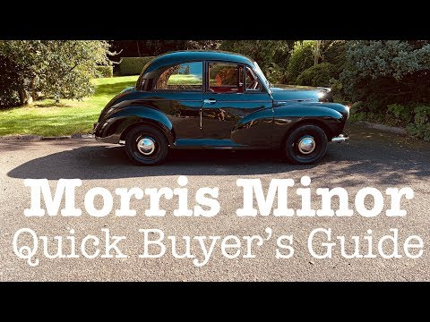 Morris Minor Buyer's Guide