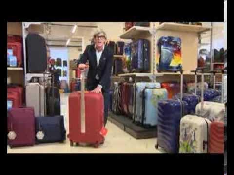 Как выбрать качественный чемодан