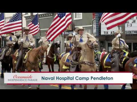 Oceanside Independence Day Parade 2016