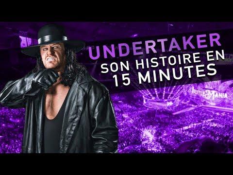 L' HISTOIRE DE L' UNDERTAKER EN 15 MINUTES