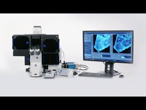 ZEISS Elyra 7 with Lattice SIM - Product Trailer