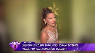 Ünlü Popçu Demet Akalın'ın Kıbrıs Konserinde Büyük Çoşku