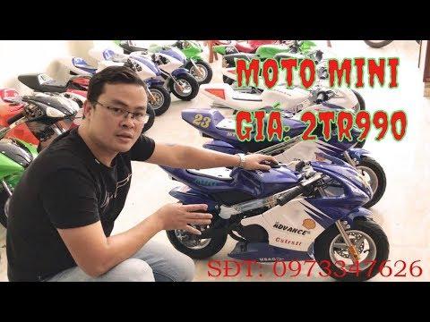 Moto Mini 50cc Giá Rẻ I Shop 68 ☎️ :0973347626