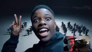 """STORMZY - """"VOSSI BOP"""" REACTION!!! 