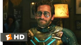 Spider-Man: Far From Home (2019) - Handing Over the Glasses Scene (4/10) | Movieclips