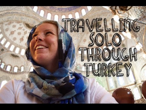 Travelling Solo Through Turkey
