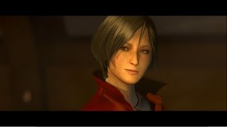 Resident Evil 6 HD Remaster - Ada Wong: Chapter 5 (Ending) | PS4 Gameplay