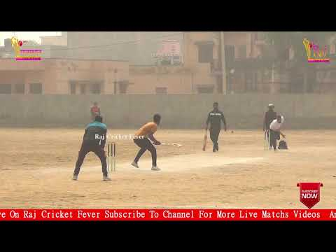 7th  Day Live From Rajgarh New Year Cricket Tournament Match Sopu Cricket Club vs BM Cricket Club thumbnail