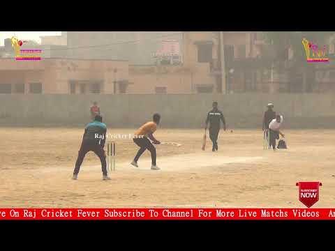 7th  Day Live From Rajgarh New Year Cricket Tournament Match Sopu Cricket Club vs BM Cricket Club thumbnail