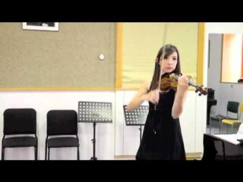 Saint-Saens violin concerto 3, 3rd mvt